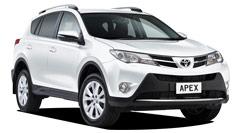 Toyota Rav4 4WD / Similar